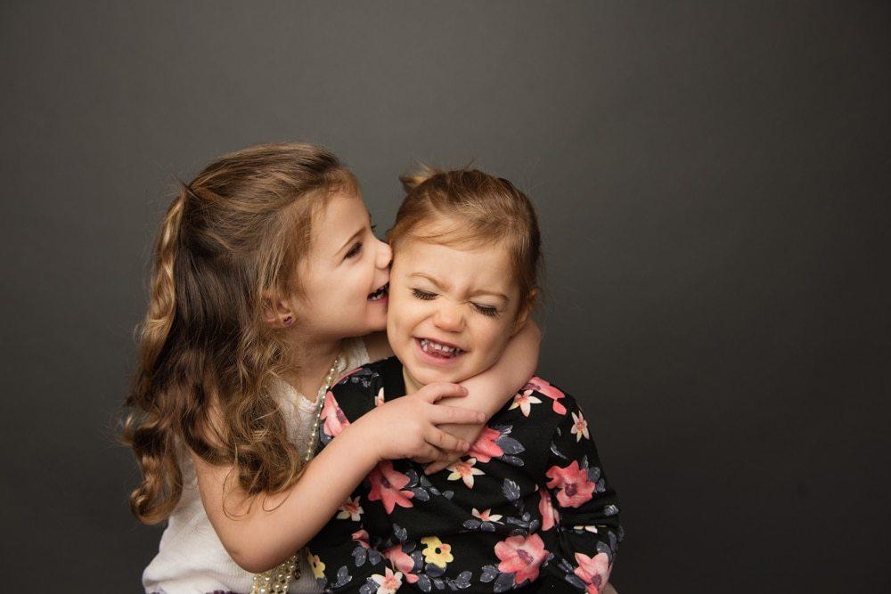Children Smiling Portrait