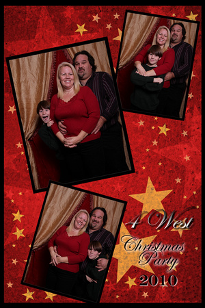 Company Holiday Party Photobooth in Riverside