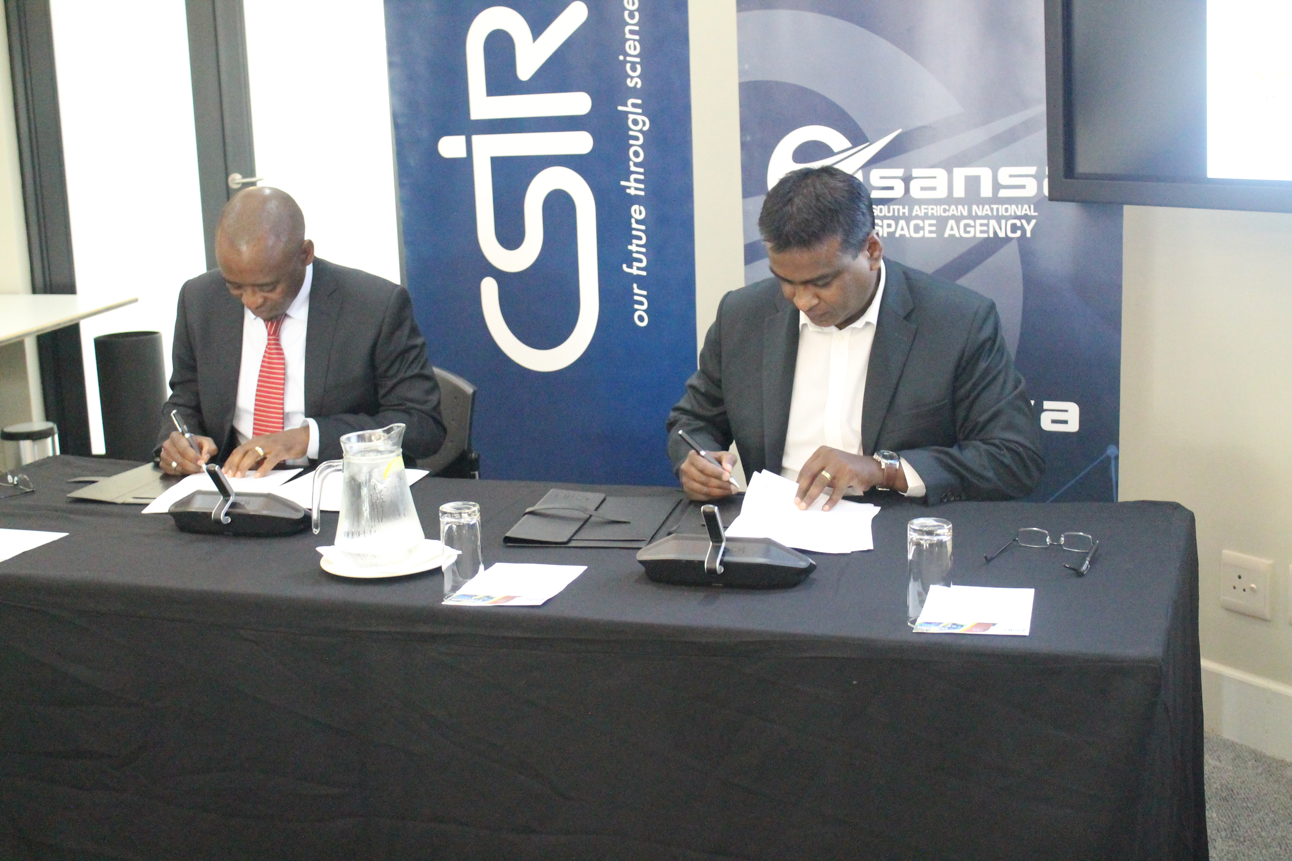 Agreement To Support Industrial Development In Space Science