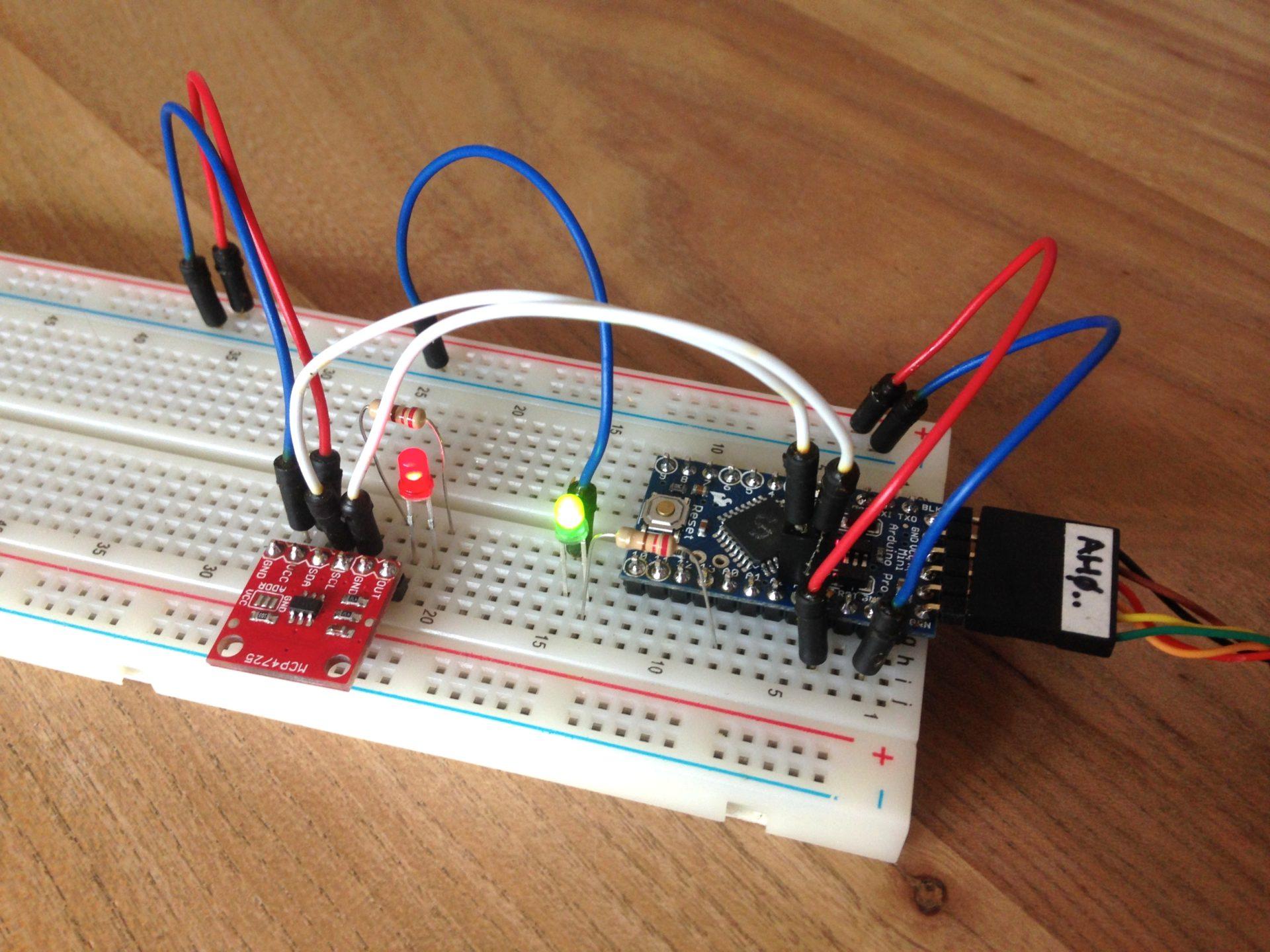 Arduino based CV/Gate controller | The EEGsynth