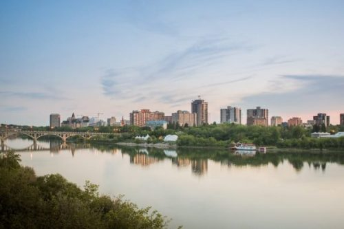 provincial nomination to Saskatchewan