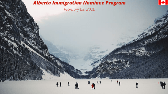 Alberta Immigrant