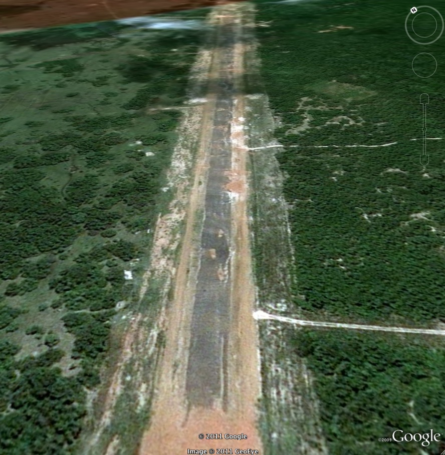 LTTE runway