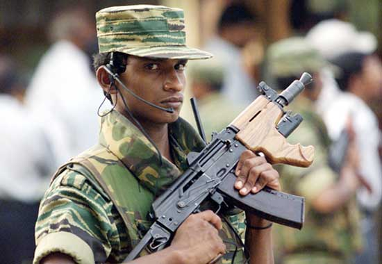 LTTE cadre
