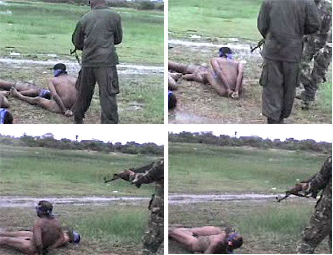 srilanka execution_war crimes