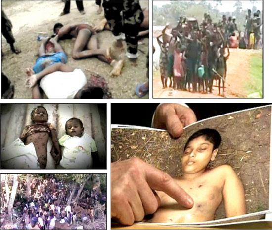 Sri Lanka Killing Fields  pictures