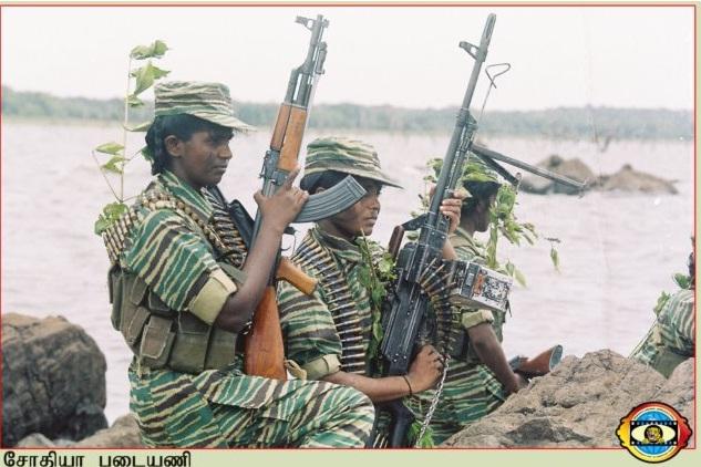 LTTE_Major_Sothiya_Women_Commando_Unit 3