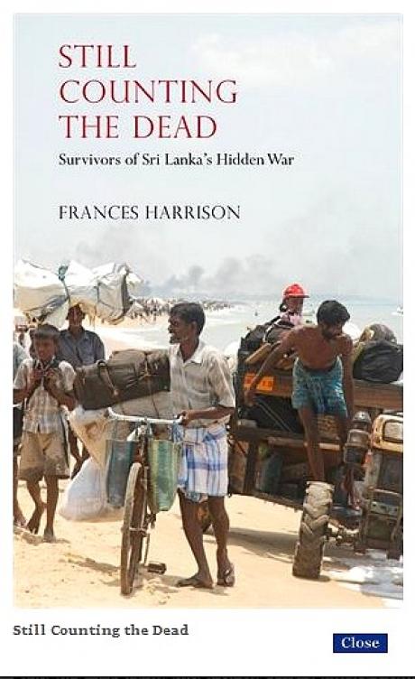 Book-Still Counting the Dead in srilanka