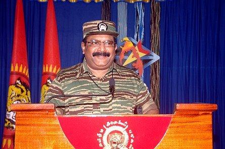 Leader V Prabakaran's Heros day speech 2008 4