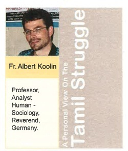 Germany, Fr. Albert Koolen