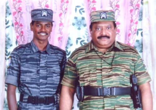 Bt Lt Col anpumaran, prabakaran