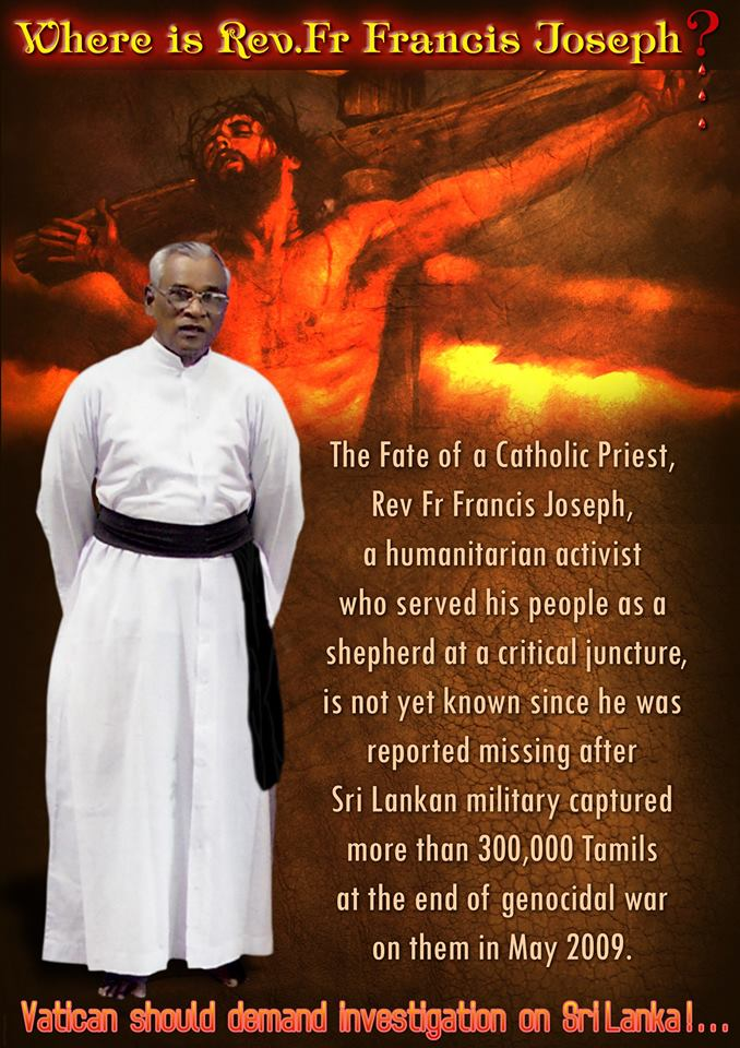 where is rev fr francis joseph
