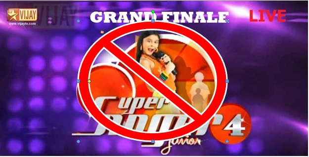 vijay tv supersinger cheating