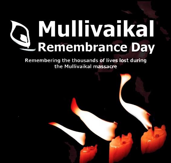 Mullivaikal Remembrance