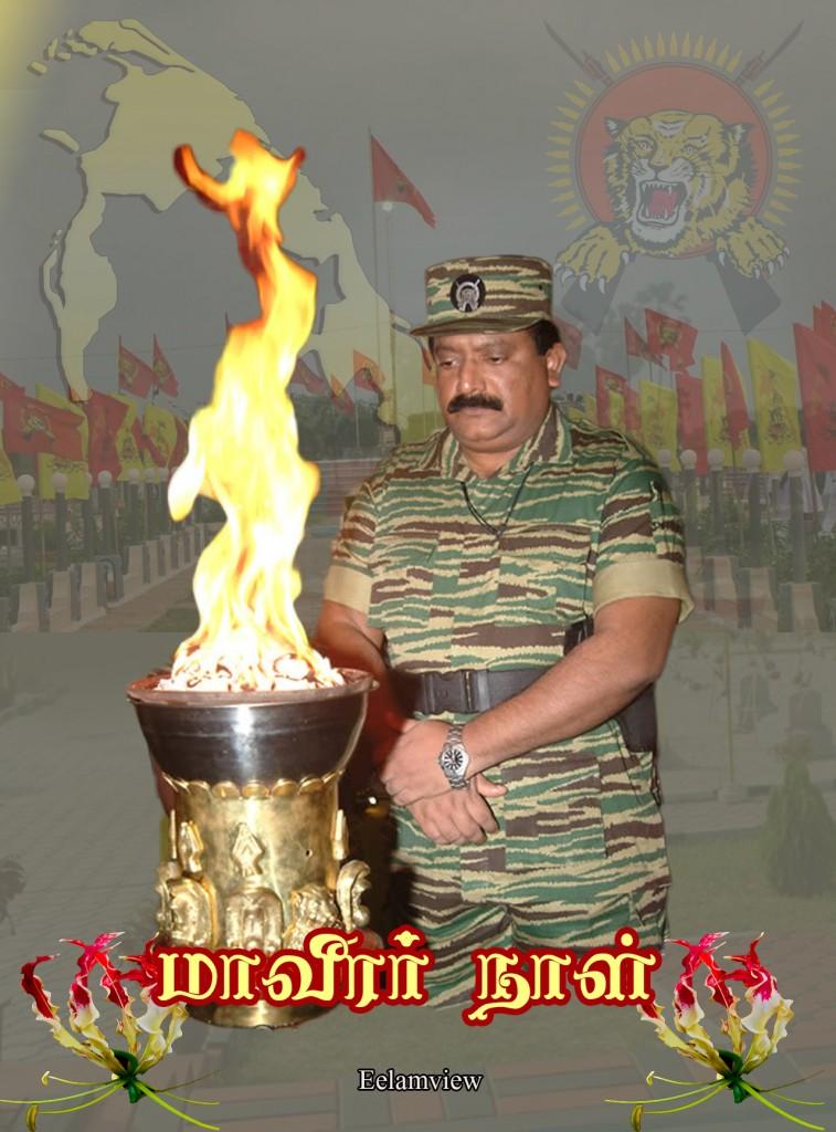 TamilEelam heros day 2015