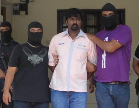 malasiya ltte arrest