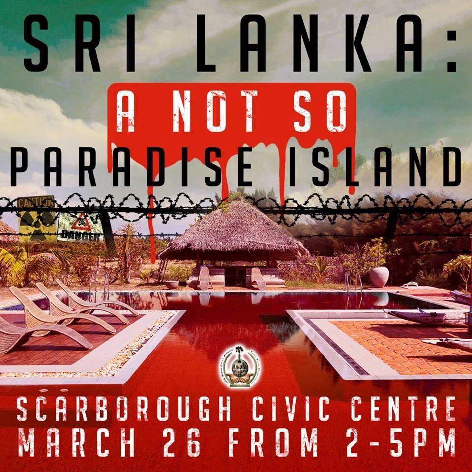 srilanka is not so paradise island