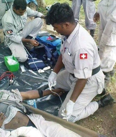 ex ltte medical unit