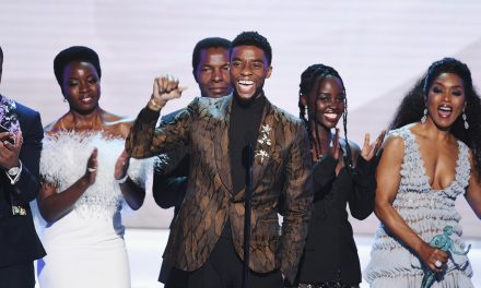 SAG Awards 2019: Chadwick Boseman Speaks on Being Young, Gifted and Black