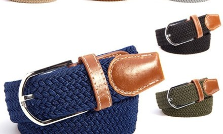 Four Types of Belts Every Man Should Own