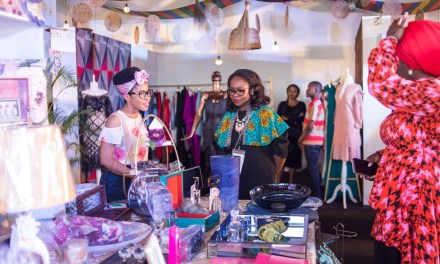 See Photos from The Luxury Lifestyle Market Shopping Event