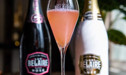 This Belaire Cocktail is Soiree Perfect!