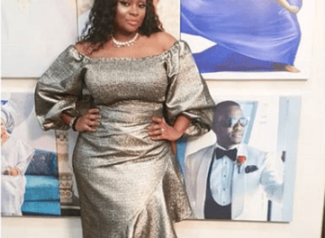"""See Photos as Toolz Dedicates her baby boy """"Chairman"""""""