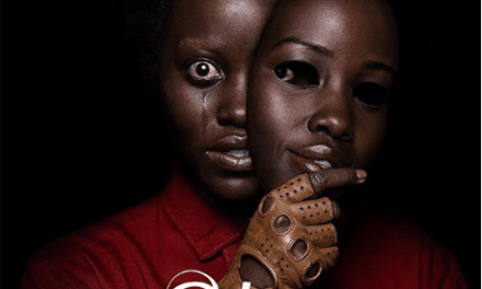 "Lupita Nyong'o Takes her Mask Off in New Movie- ""Us"""