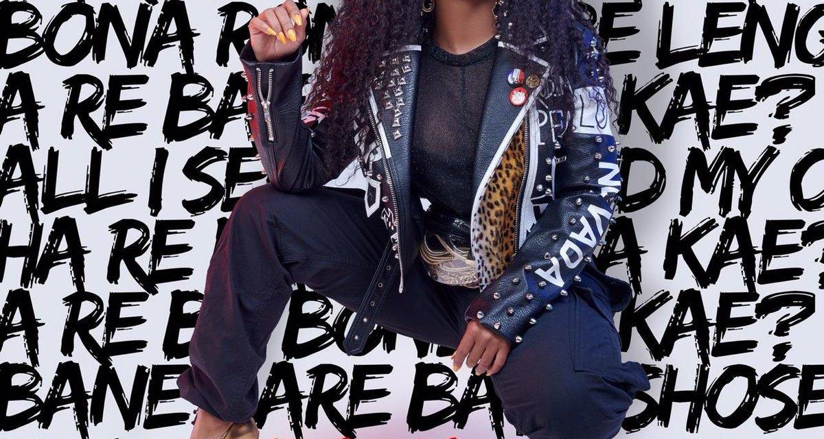 """Boity Thulo drops Rap Single """"Bakae"""""""