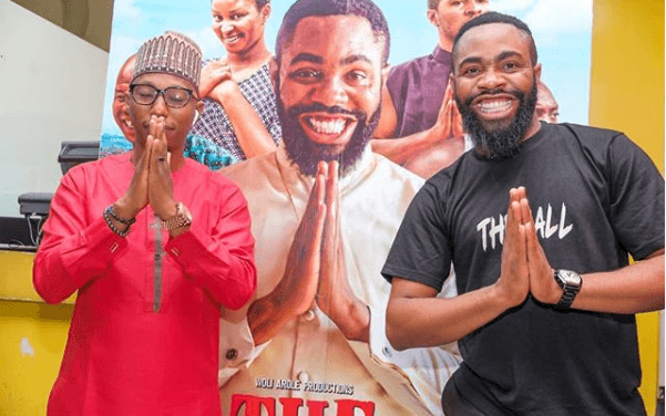 'The Call' by Woli Arole Fails to Hit Comedy's Bullseye
