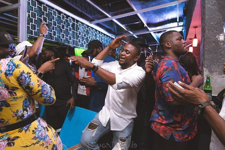 See Photos from Ubi Franklin's 33rd Star-Studded Birthday Party