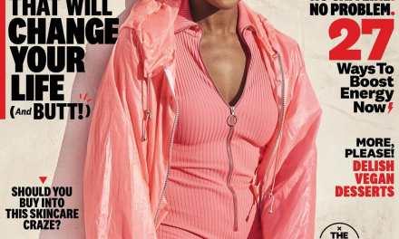 "Issa Rae talks about ""New Money Weight"" in Women's Health Magazine"
