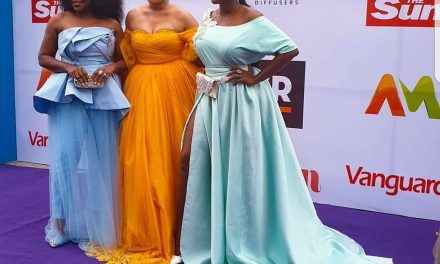 "Somkele Idhalama, Waje, Omawumi turn up for ""She Is"" movie premiere"