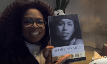 "Oprah Winfrey to Publish Alicia Keys' Memoir-""More Myself"""