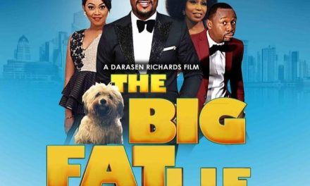 """Rita Dominic Is Back In New Movie """"The Big Fat Lie"""""""