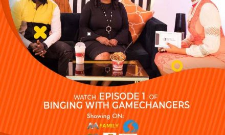 """AY Makun Shares Success Story on Latest Episode of """"Binging With The Gamechangers"""""""