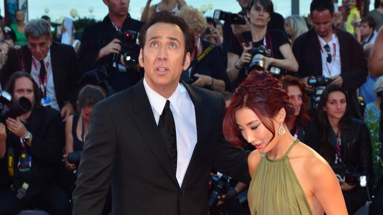 4 Days After Getting Married, Nicolas Cage Files for Annulment
