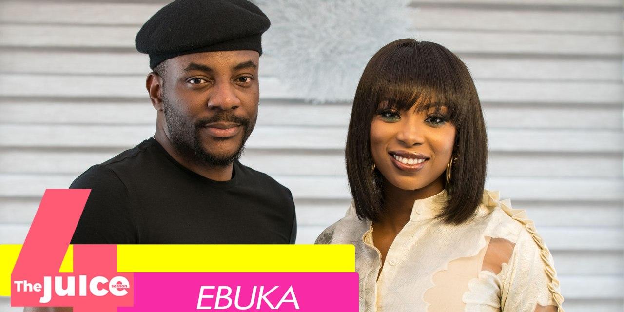 Ebuka Obi-Uchendu Talks Journey From #BBNaija Contestant to Host on The Juice