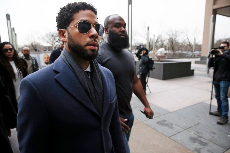 All Charges Dropped in Case Against Jussie Smollet