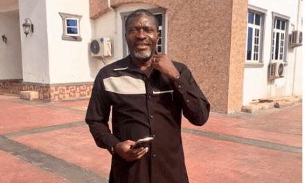 Kanayo O. Kanayo is thankful as he clocks 57