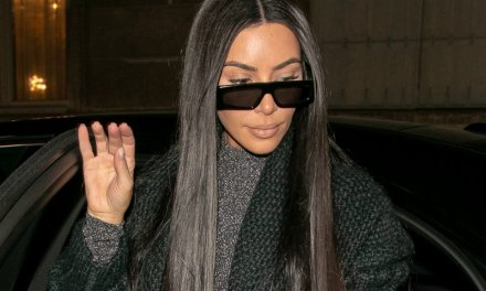 "How Kim Kardashian Rocked the ""No Pants"" Trend"