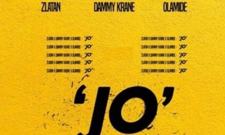 "New Music: Zlatan ft. Dammy Krane & Olamide-  ""Jo"""