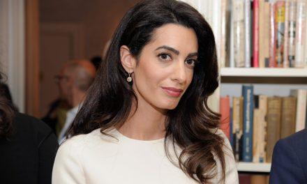 Prince Charles Names New Award After Amal Clooney
