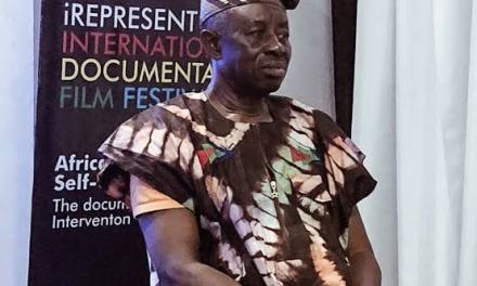 Tunde Kelani Screens Film Shot with Smartphone at iREP