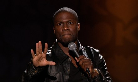 """Kevin Hart Joins Netflix with His """"Irresponsible"""" Stand-up Comedy Show"""