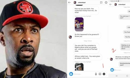 Ruggedman Denies Fraud Allegations Levelled Against Him by an American Woman