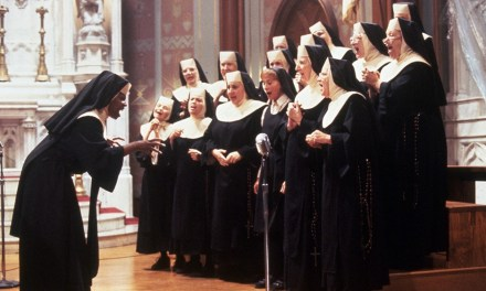 """Watch Whoopi Goldberg and Co-stars Re-enact Last Scenes of """"Sister Act"""""""