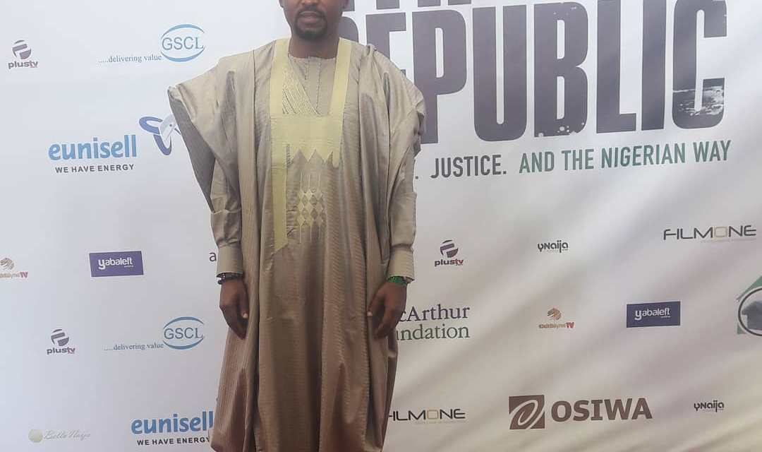"""See Photos from the Premiere of Ishaya Bako's """"4th Republic"""""""