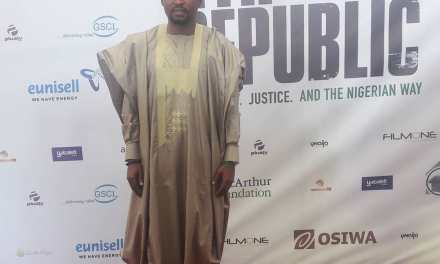 "See Photos from the Premiere of Ishaya Bako's ""4th Republic"""