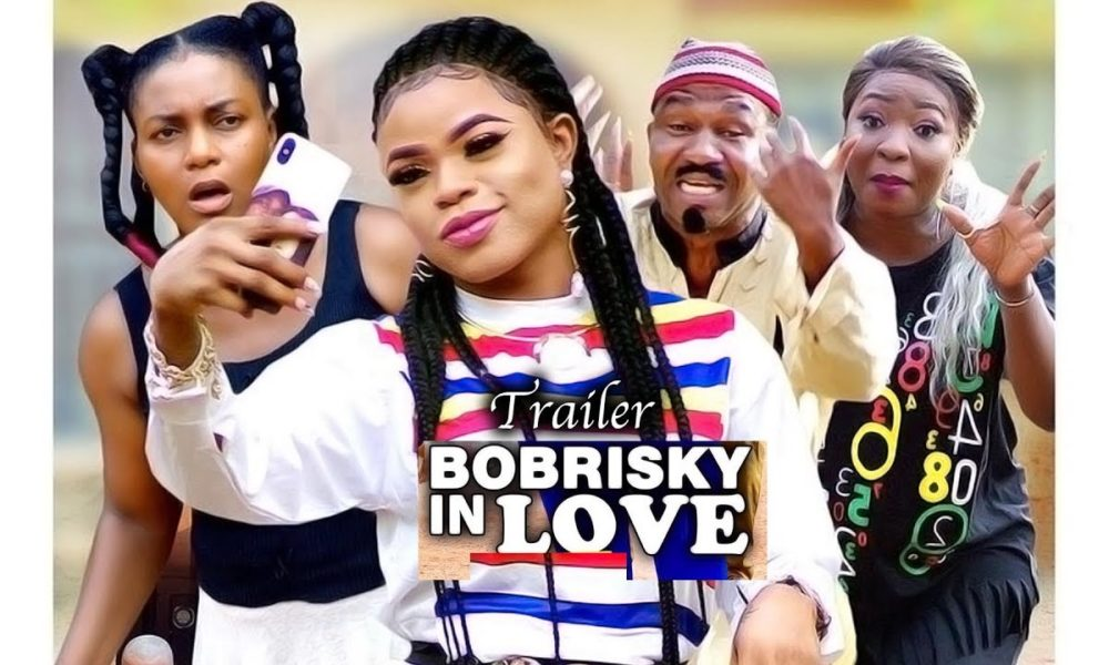"Watch Trailer for Bobrisky's Debut Movie ""Bobrisky In Love"""